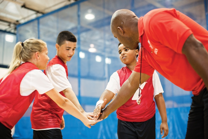 Image result for youth basketball ymca